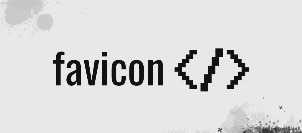 Crear icono de página en el navegador (favicon)