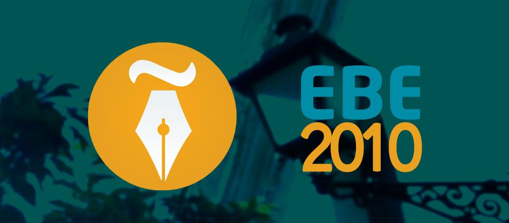 EBE 10, Evento Blog España