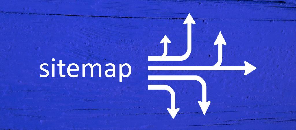 Cómo hacer un sitemap o mapa de sitio