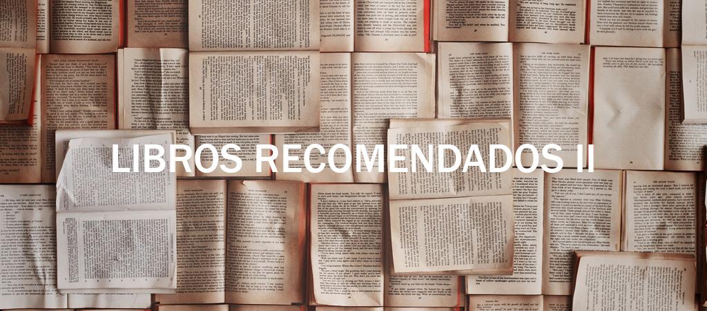 Libros recomendados II - Programación