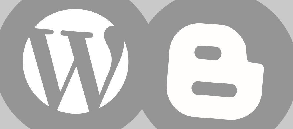 ¿WordPress vs Blogger?