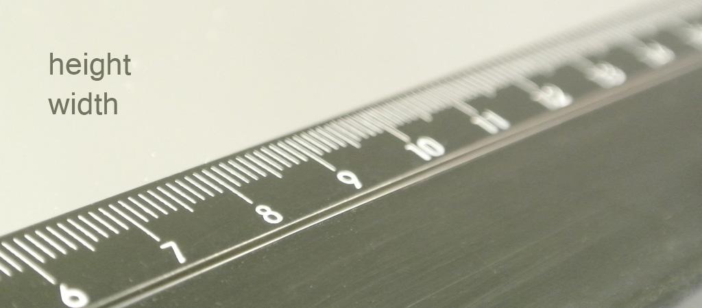 Propiedades max-width, max-height, min-width y min-height de CSS