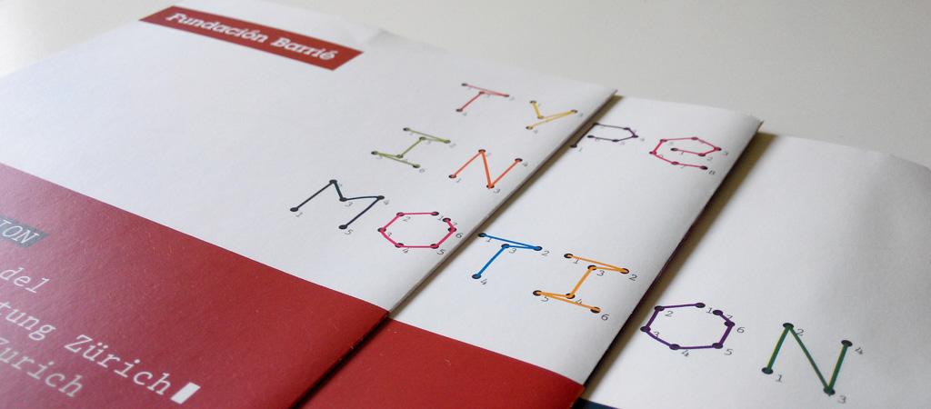 Exposición Type in Motion en A Coruña