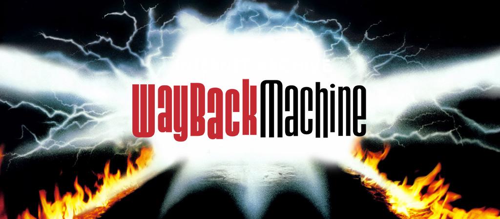 Ver las versiones anteriores de una web con Wayback machine