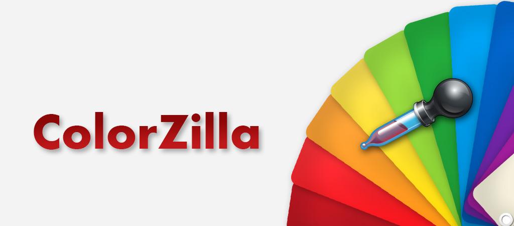 Cómo tomar muestras de color de una web con ColorZilla