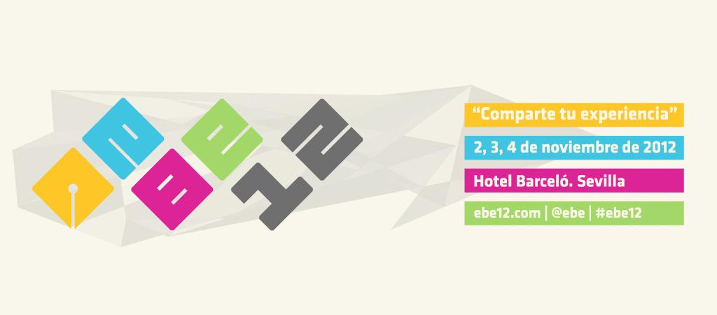 EBE 12, Evento Blog España
