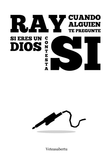 Los cazafantasmas - Ray, cuando alguien te pregunte si eres un dios, contesta sí