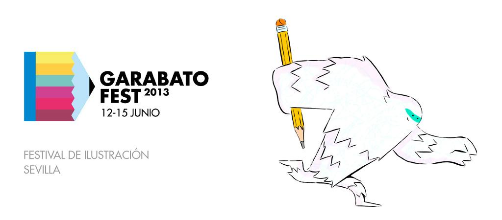 Garabato Fest Sevilla 2013 - Festival de ilustración