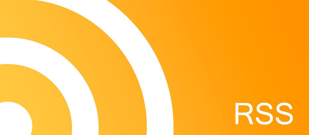 Lector de RSS para una página web