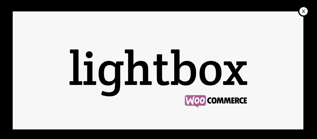 Lightbox no funciona en WooCommerce después de actualizar