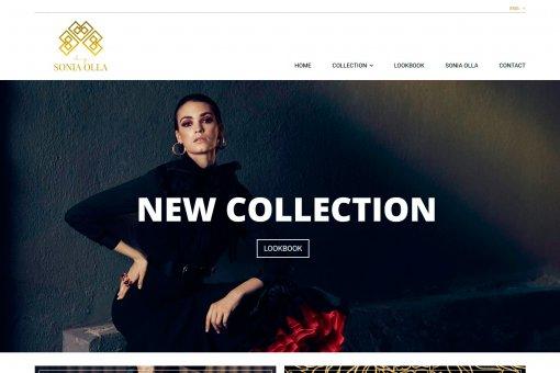 Diseño y desarrollo de tienda online en PrestaShop de By Sonia Olla